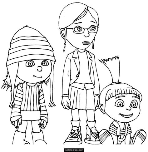 happy birthday minion coloring pages