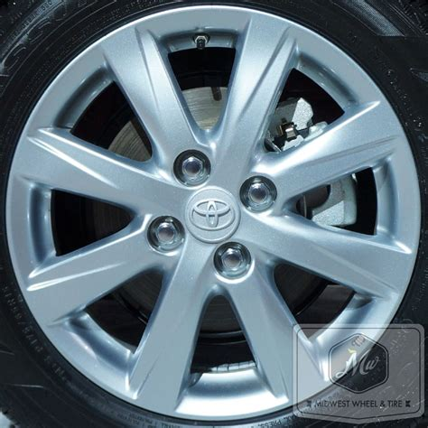 toyota yaris  oem wheel  oem original alloy wheel
