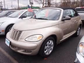 2005 Chrysler Pt Cruiser Convertible 2005 Chrysler Pt Cruiser Convertible Touring For Sale In