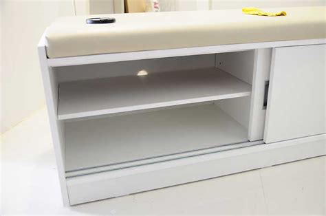 storage bench with shoe rack white bench with shoe storage canada space for a bench
