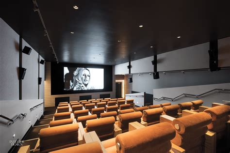 home theatre design los angeles neuehouse los angeles by rockwell group 2016 best of year