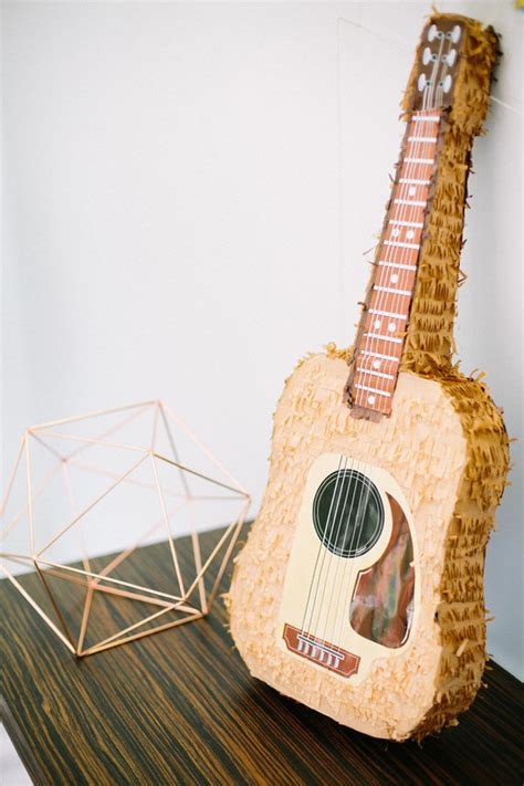 How To Make A Paper Mache Guitar - guitar pi 241 ata guitars pinata ideas