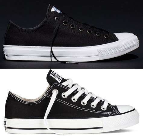 Converse Original Ct Ii Salsa Lunarlon Photos How The Converse Chuck All Chuck Ii