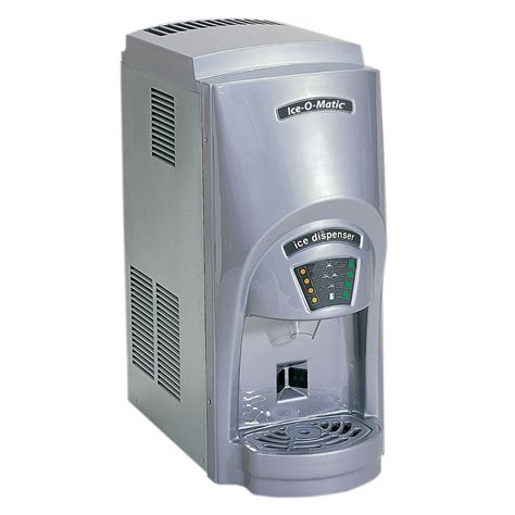 Countertop Dispenser by O Matic Gemd270a Countertop Nugget Dispenser W 12 Lb Storage Cup Fill 115v