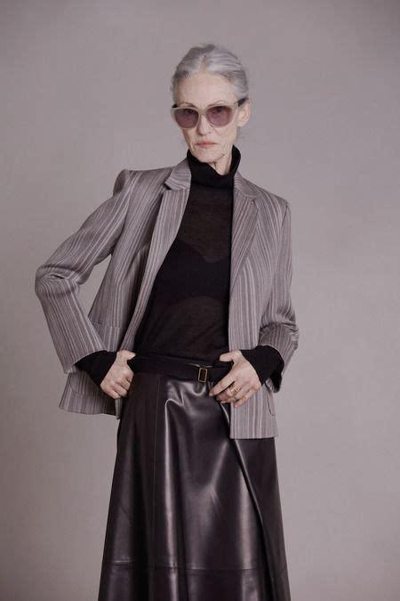 26 sophisticated senior fashion ads