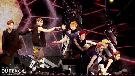 exo live 130601 y star live power music exo wolf youtube