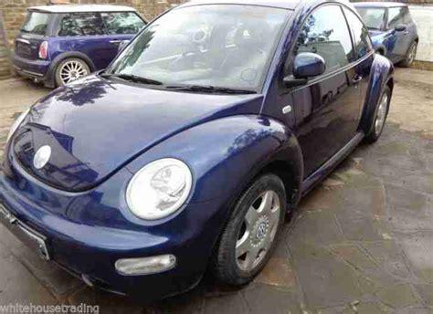 Volkswagen Salvage by Volkswagen 2002 Beetle Salvage Damaged Spares Or Repair