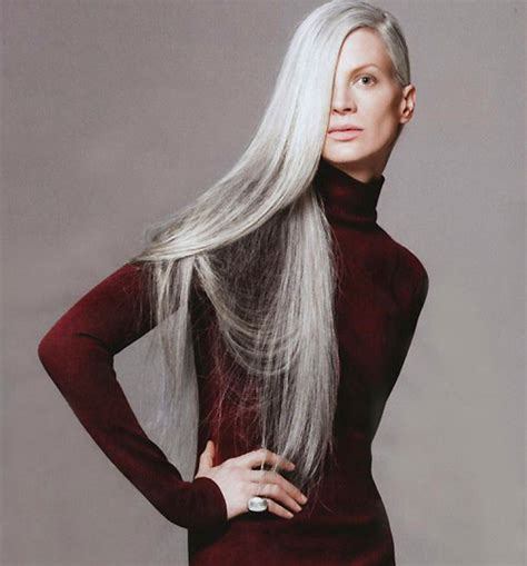 is grey hair more porous f is for frizz busters oil is nice but crazy cat lady