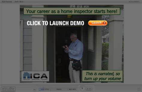 home inspection course demo home inspection