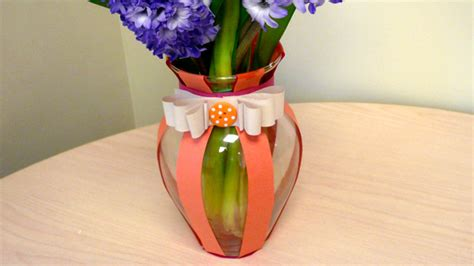 Decorate Vases by Paper Decorated Vase Grandparents