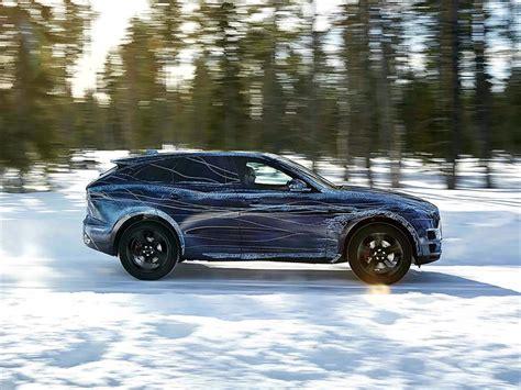 Jaguar Auto Frankfurt by Jaguar F Pace Est 225 Listo Para Su Debut En El Auto Show De
