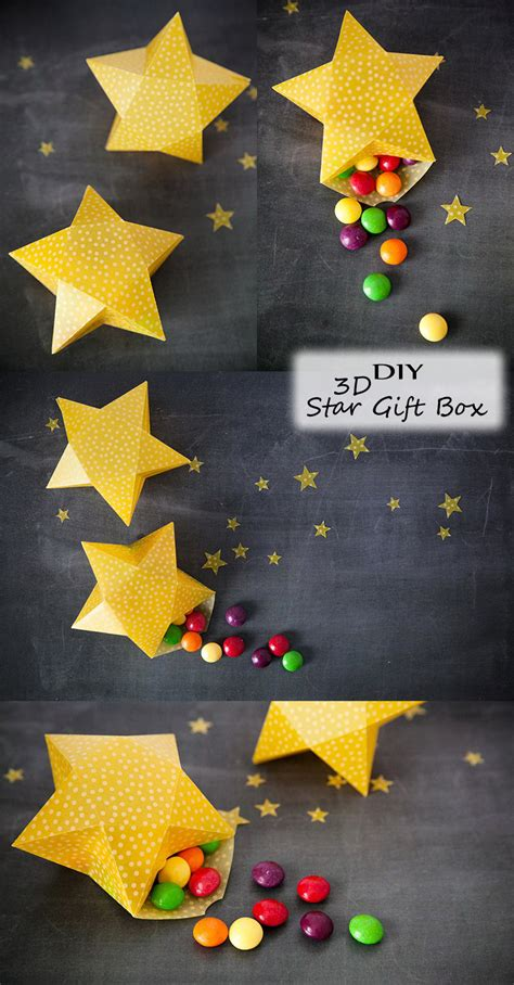 new year gift for toddler diy 3d gift box happy new year