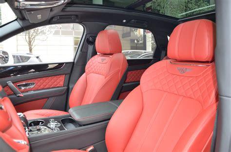2017 bentley bentayga red interior 100 2017 bentley bentayga red interior 2017 bentley
