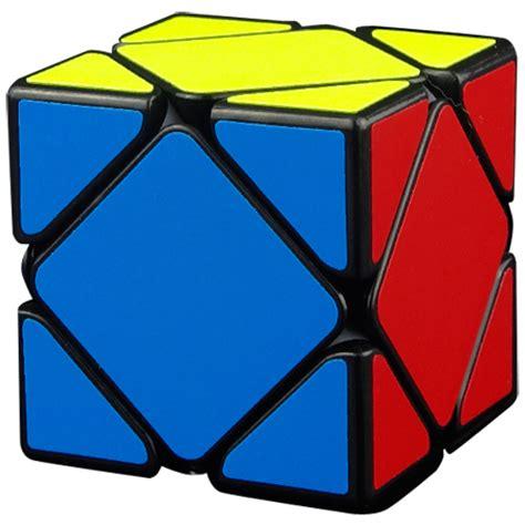 Diskon Rubik Skewb Moyu Magnetic Skewb Speed Cube Black moyu magnetic positioning skewb speed cube black skewb cubezz professional puzzle store for