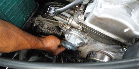 Tutup Radiator Kia Picanto begini ciri waterpump mobil bermasalah kompas