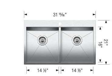 Blanco Kitchen Sink Detail Pdf File Blanco Blanco Sink Template