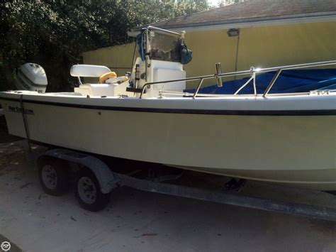 maycraft boat sale 1998 used maycraft 2300 center console fishing boat for