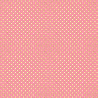 yellow with pink polka dots the artzee blog 12 x 12 inch yellow polkadots on a pink