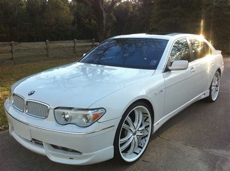 2003 BMW 745LI $29,500   100408132   Custom Luxury and