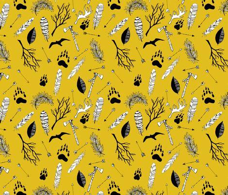tribal pattern material tribal pattern fabric juliabadeeva spoonflower