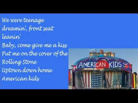 little pink houses lyrics growing up in little pink houses lyrics american kids kenny chesne