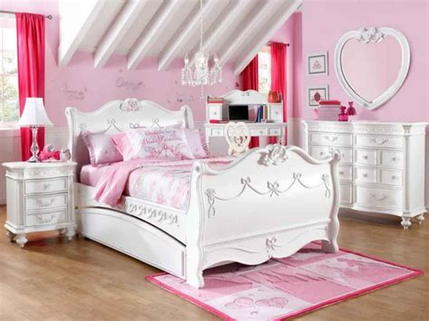 girls bedrooms sets furniture set for little girl bedroom decor inspiring cute