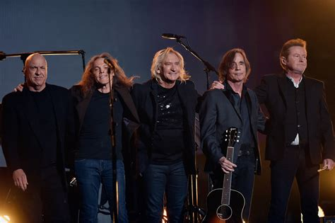 Band Of Eagles the eagles pay tribute to the late glenn frey at the 2016