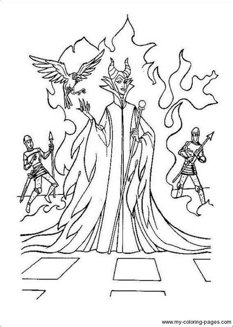 Maleficent Coloring Pages Pinterest Maleficent Maleficent Coloring Pages