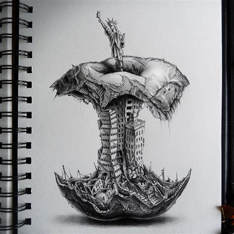 Sketches Meaning by Pez Artwork