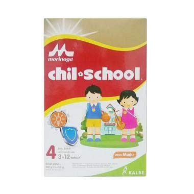 Morinaga Chil School Vanila 800 Gr jual morinaga chil school 4 rasa vanila 800 gr saga