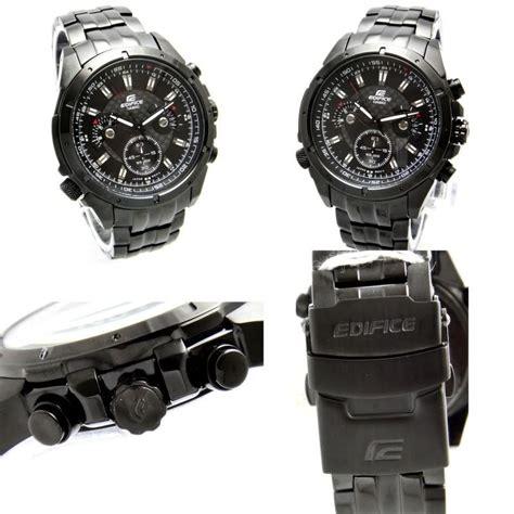 Jual Jam Tangan Casio Edifice jual rugi exclusive collection watches for men chronograph date stopwatch garansi jam tangan