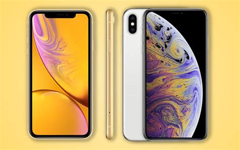 iphone xs xs max et xr des ventes inf 233 rieures aux pr 233 visions apple r 233 duit la production