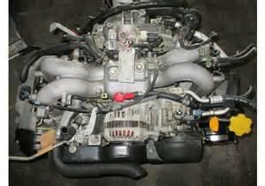 Subaru 5 Cylinder Engine Used Low Mileage Imported Jdm Subaru Performance Non