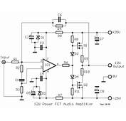 Power Amplifier 12W FET