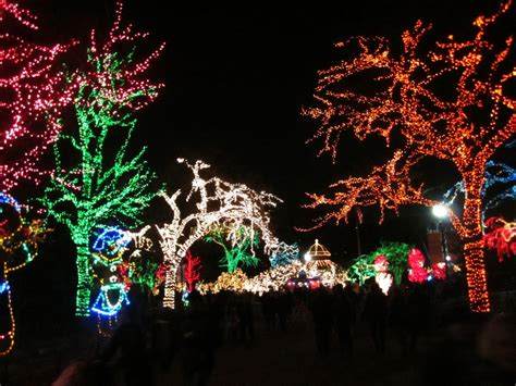 A Winter S Tale Lincoln Park Zoolights Urban Explorer Lincoln Park Zoo Lights Hours