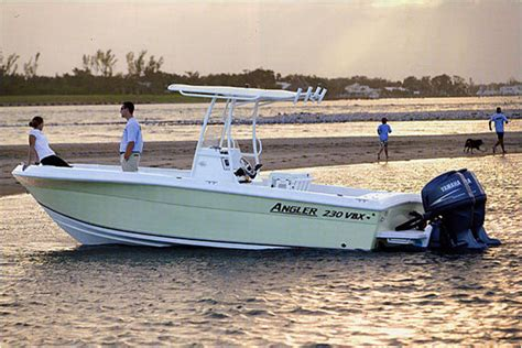 angler boats research 2012 angler boats 230vbx on iboats