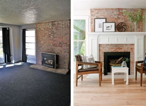 How To Spruce Up A Brick Fireplace by 8 Instagram Photos That Stopped Me In Tracks The