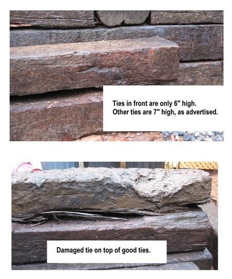 25 best ideas about used railroad ties on