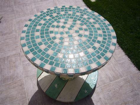 Comment Peindre Une Table En Bois 2006 by Un Touret Table Pour Notre Salon D Exterieur Cr 233 A