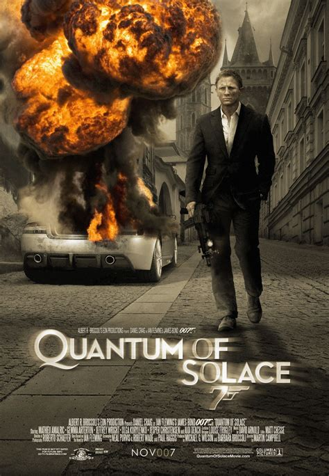 quantum of solace film s prevodom online the geeky nerfherder movie poster art james bond the