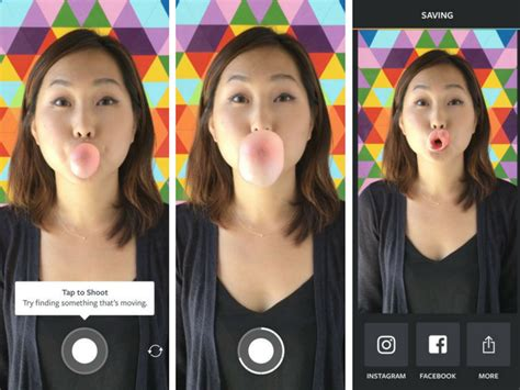 instagram boomerang tutorial hyperlapse boomerang e layout le 3 applicazioni by