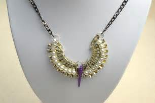 how to design your own jewelry a cool necklace out of