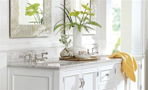 how to decorate a bathroom how to decorate a bathroom sink pottery barn
