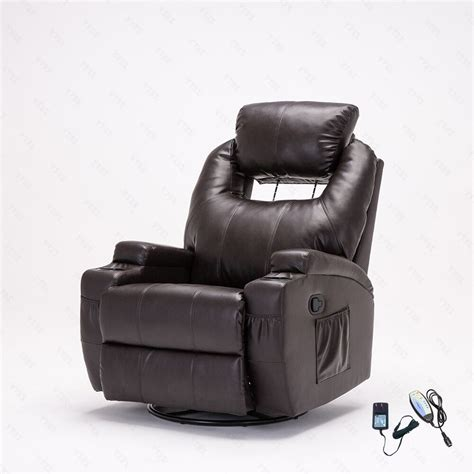 Ergonomic Recliner Chair - recliner sofa chair ergonomic lounge swivel heated