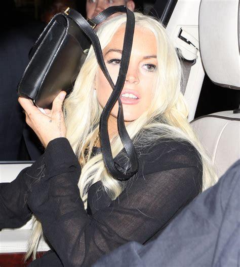 Name That Bag Lindsay Lohan Purses Designer Handbags And Reviews by A Visual History Of Hiding Their