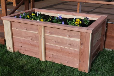 raised bed plans raised garden bed buildsomething com
