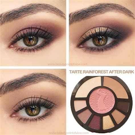 makeup tutorial tarte tarte regenwald after dark tutorial 1abeautyshop