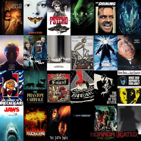 best ghost movies top 100 horror movies of all time horrorrated