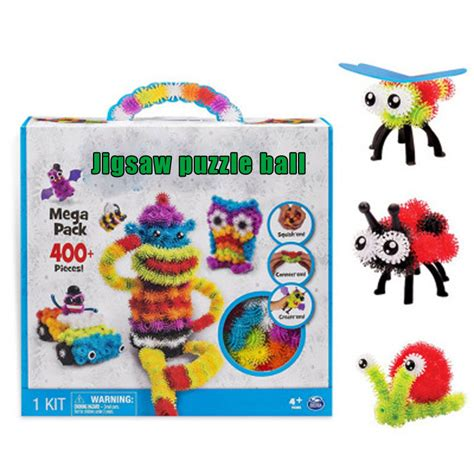 Handmade Educational Toys - buy children 3d puzzle diy puff creative abs plastic