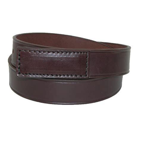 mens big leather mechanics no scratch work belt by